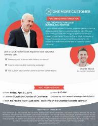 April 18 OMC invitation