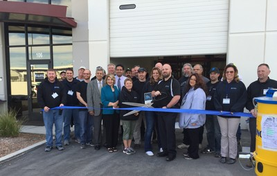 Las Vegas Decorative Concrete Supply Grand Opening
