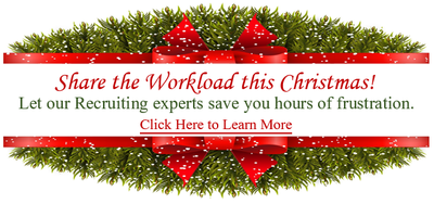 Recruiting Services AD - Christmas