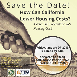 How Can California Lower Housing Costs