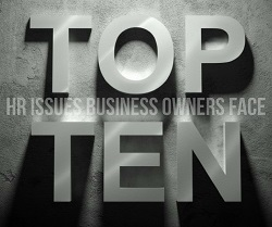 HR Issues Business Owners Face