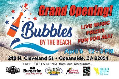 bubbles by the beach.JPG