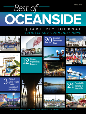 Oceanside CA Chamber Free weekly enewsletter - Oceanside