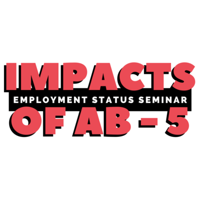 Impacts of AB 5