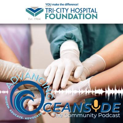 Tri-City Hospital Foundation Podcast Cover Art.png