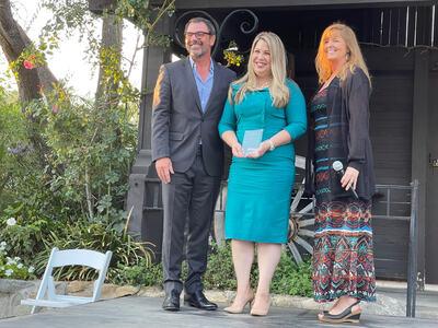 TrueCare-Michelle Gonzalez - NSD Business Chamber Award - 6.30.21 - photo 3.jpeg