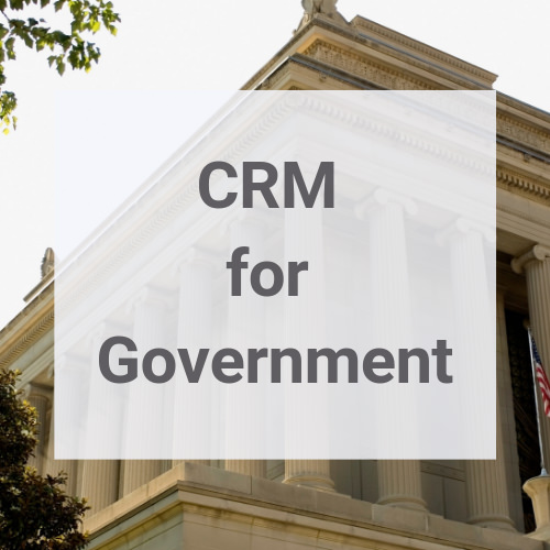 CRM for Governement Agencies