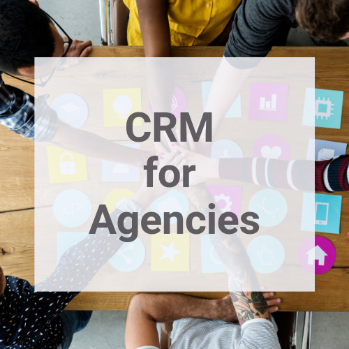 CRM for Agencies