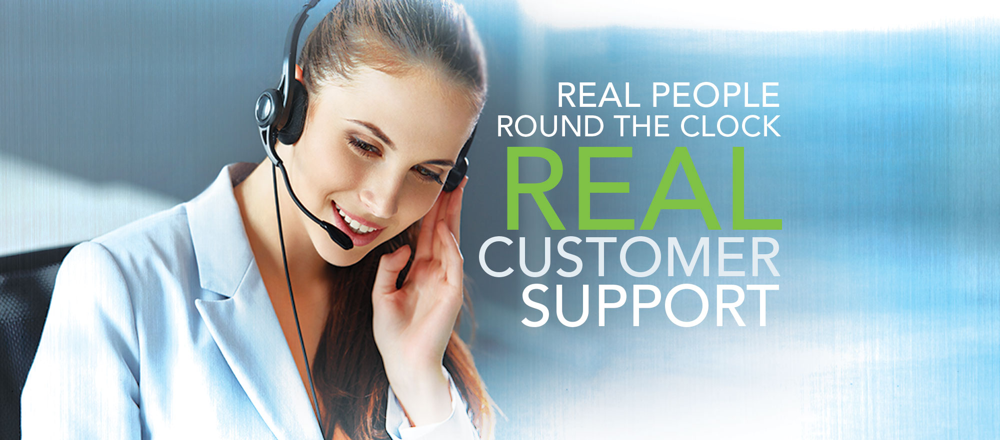 CRM Customer support with GreenRope