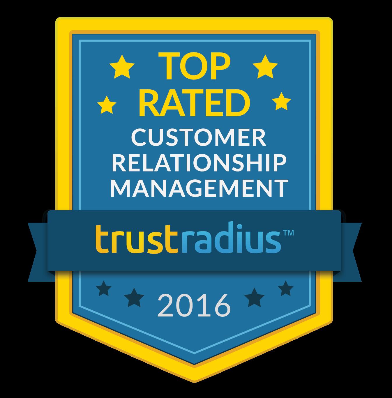 Trustradius CRM Platform review