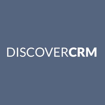 twitter - logo - DiscoverCRM