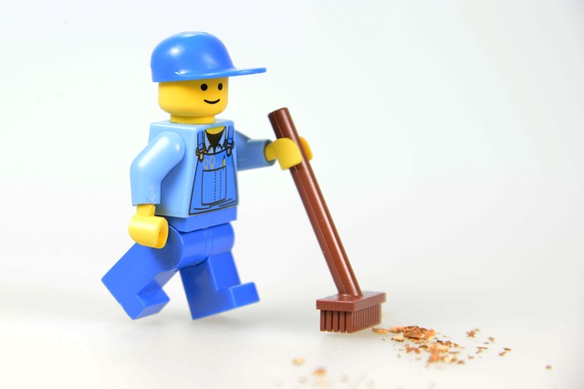 lego cleaning