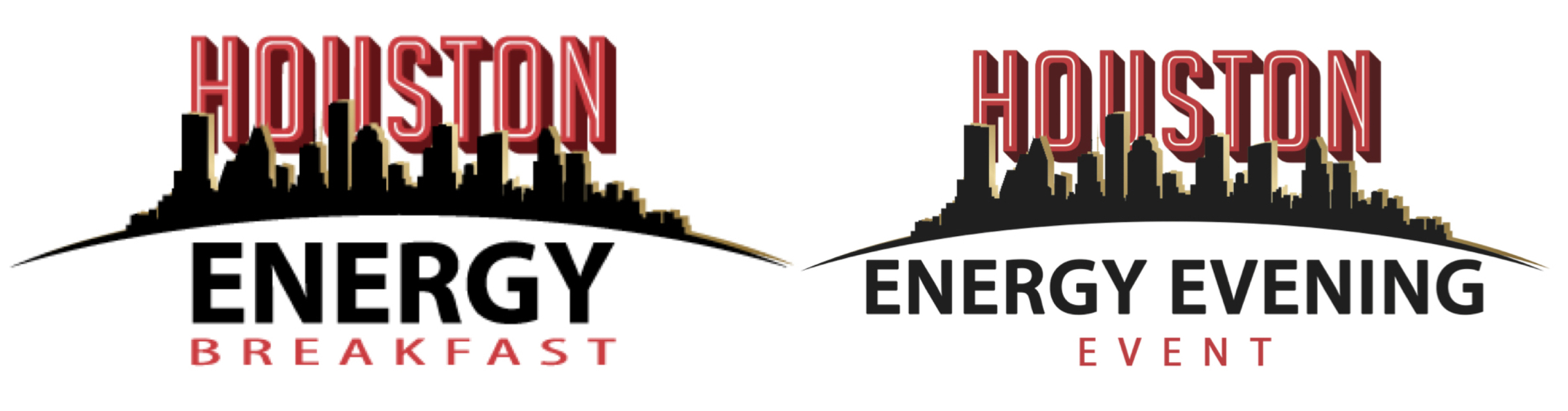 Houston Energy Breakfast & Energy Evening Event Logo