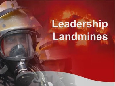 Fire Department Leadership Series
