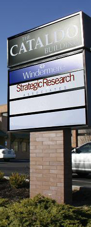 Cataldo Building Sign