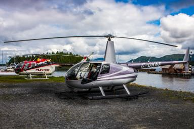 Helicopter Tours British Columbia