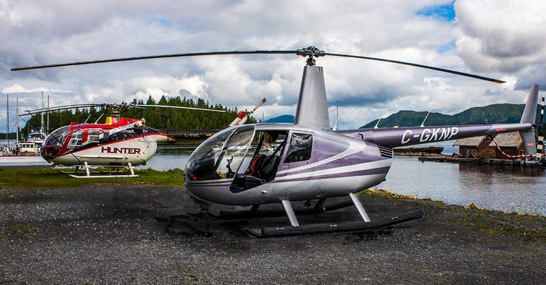 BC Helicopter Tours
