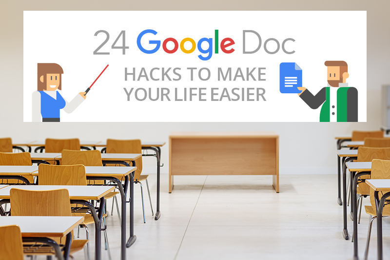 Google Hacks for Educators