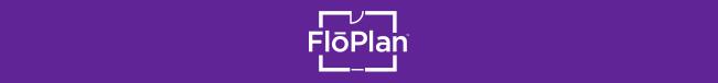 Floplan Purple Logo
